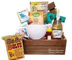 gift baskets, las vegas gifts, and hand delivery image