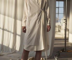 clothing, fashion, and wrap dress image