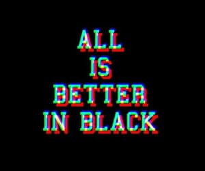 black, wallpaper, and quotes image