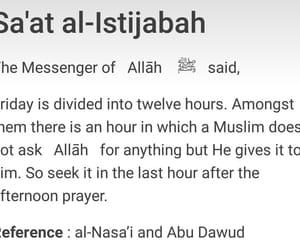 friday, islam, and jummah image