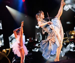 dance, tour, and lindsey stirling image