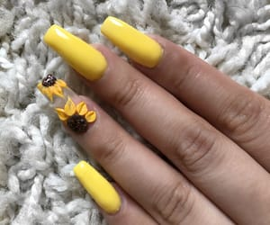 goals, nails, and sunflower image