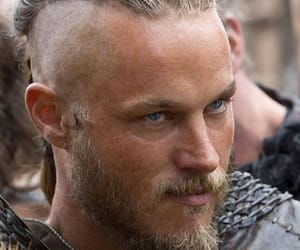 vikings, travis fimmel, and man image