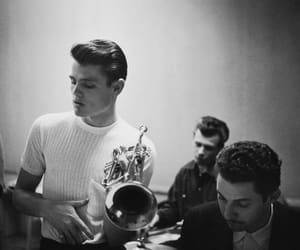 chet baker, jazz, and music image