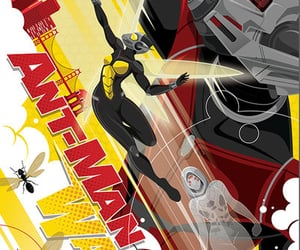Marvel, ant man, and the wasp image