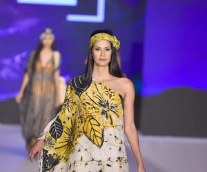 colombo, sri lanka., and model presents a creation image