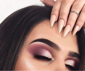 accessories, eyelashes, and eyemakeup image