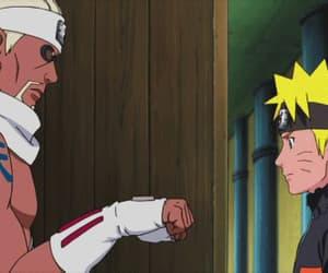 anime, jinchuriki, and boy image