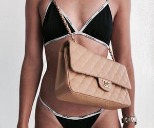 bikini, chanel, and inspo image