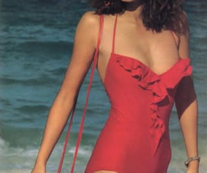 gia carangi and red image