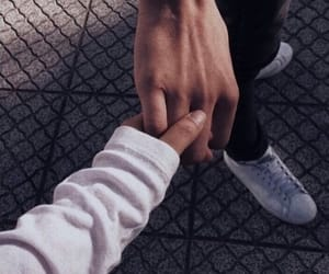 adidas, nails, and Relationship image