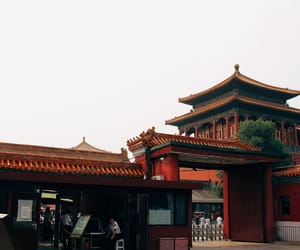 beijing, explore, and holiday image
