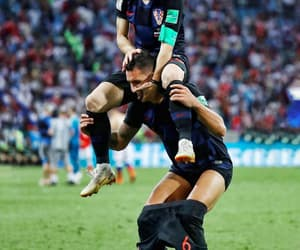 Croatia and modric image
