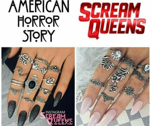 theme, beauty, and nail image