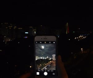 dark, night, and aesthetic image