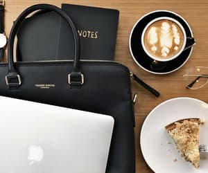bag, cake, and classy image