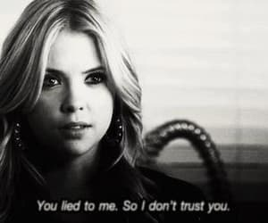 pretty little liars, quotes, and ashley benson image