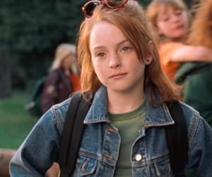 the parent trap, icon, and lindsay lohan image