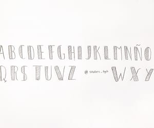 fonts, handwriting, and headers image