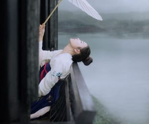 Dream, сон, and geisha image