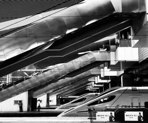 architecture, railway station, and shenyang image