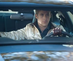 ryan gosling and drive image