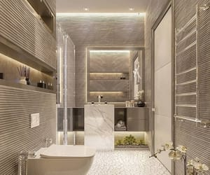 bathroom, design, and luxury image