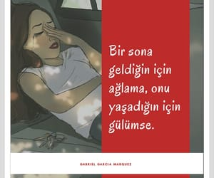 gabriel garcia marquez, siir, and alıntı image