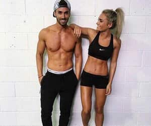 beautiful, fitness, and Hot image