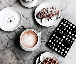coffee, food, and tasty image
