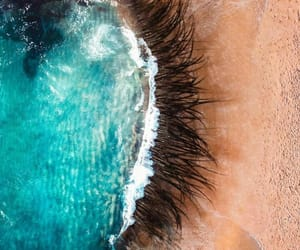 Dream, eye, and eyelash image