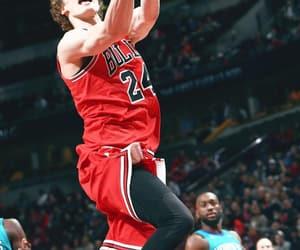 basket, player, and Basketball image