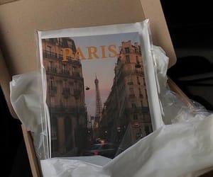 architecture, paris, and buildings image