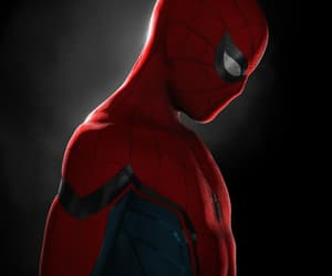 homecoming, spiderman, and marvelstudios image