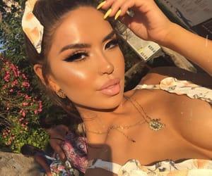 beauty, girl, and latina image