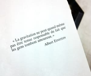 book, einstein, and french image