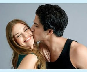tyler posey, holland roden, and scydia image