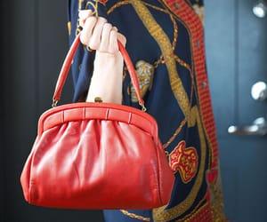 etsy, light brown bag, and top handle bag image