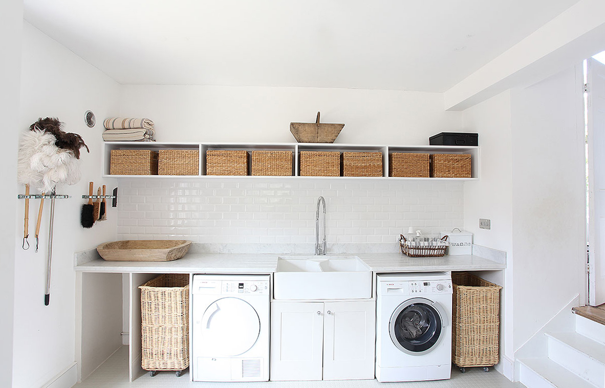 Laundry Room Shared By Jenan On We Heart It