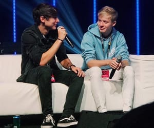 sam golbach and colby brock image