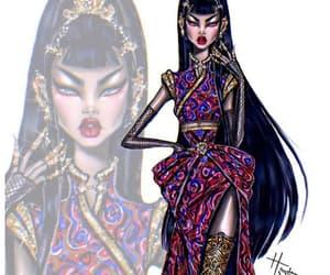 fashion illustration and hayden williams image