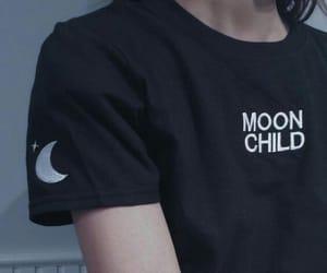 moon, grunge, and aesthetic image