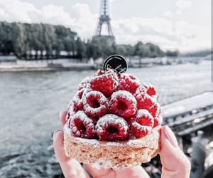 food, paris, and yummy image