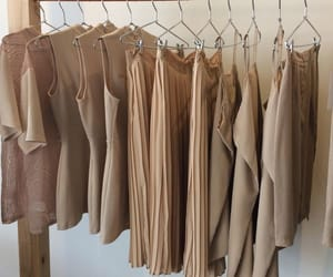 aesthetic, clothes, and beige image