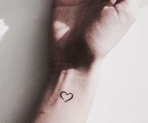 ideas, Tattoos, and heart image