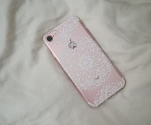 iphone, coque, and dentelle image