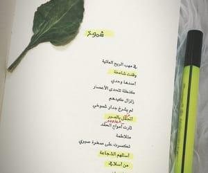 book, صبرٌ, and هدوء image