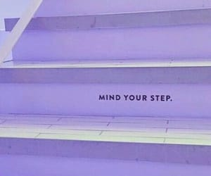 purple, aesthetic, and quote image