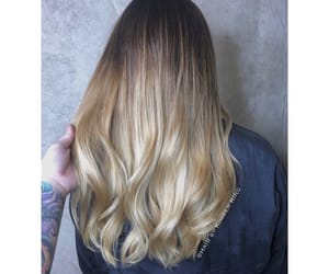 beauty, hair, and hairgoals image