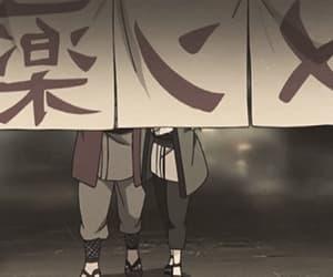 gif, tsunade, and senju image